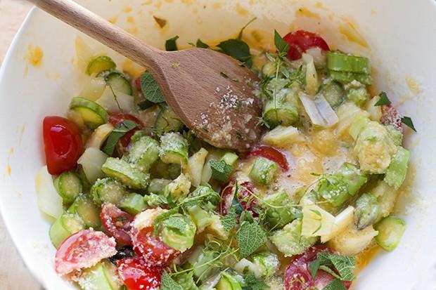 Mit ein paar Zutaten und der einfachen Zubereitung ist dieses Rezept auch für die schnelle Küche geeignet.