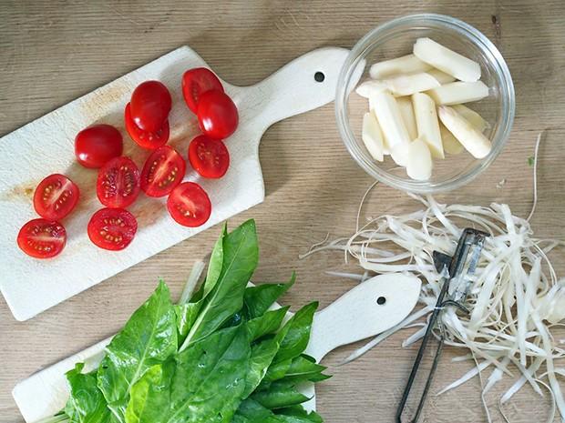 Mit nur wenigen Zutaten lässt sich eine wahre Vitaminbombe zubereiten.