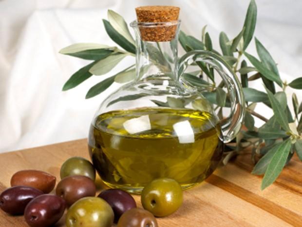 Olivenöl in der Küche