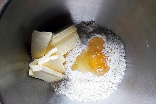 Apfel-Birnen-Tarte
