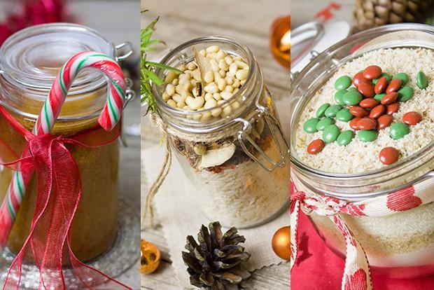 Köstliche Weihnachts-Ideen im Glas