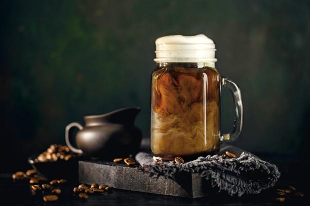 Cocktail mit Kaffee