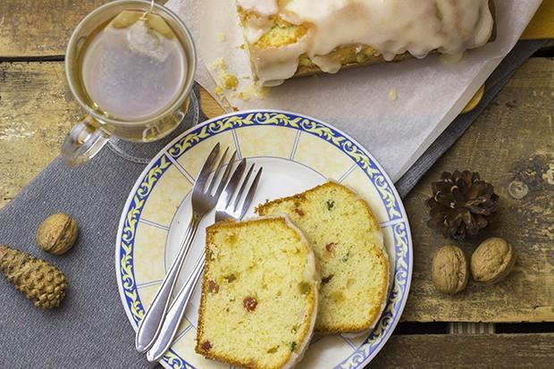 Englischer Teekuchen