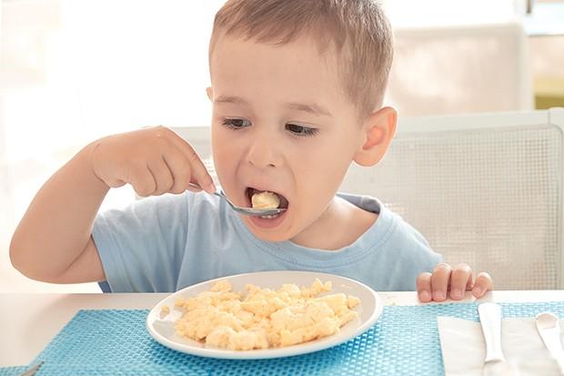 Lebensmittelallergie bei Kinder