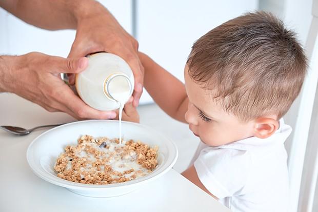 Frühstück ohne Allergie