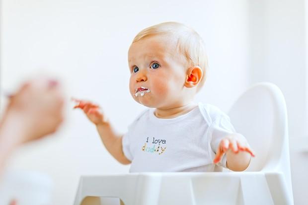 Passende Mahlzeiten für ein Baby