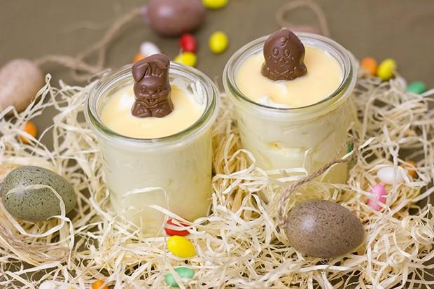 Eierlikör-Creme für Ostern
