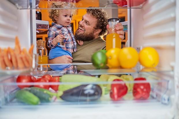 Richtige Ernährung ab dem 1. Lebensjahr