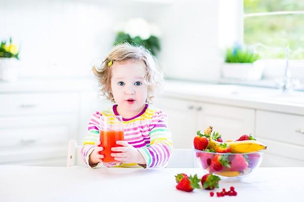 Richtige Ernährung ab dem 2. bis 3. Lebensjahr
