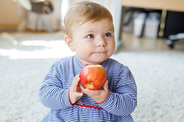 Super gesund: der Apfel