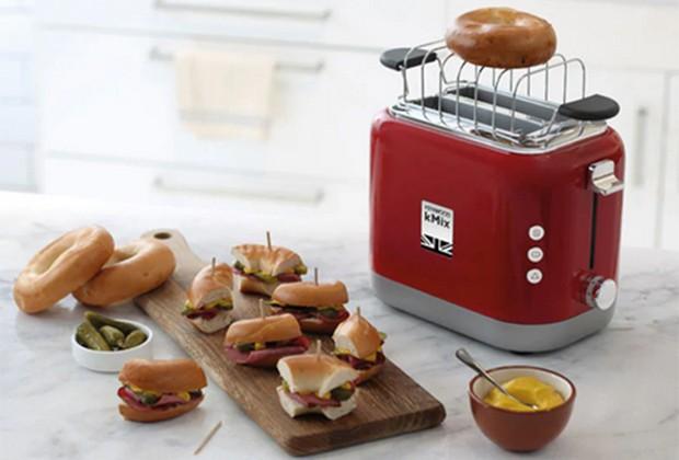 kMix Toaster, rot