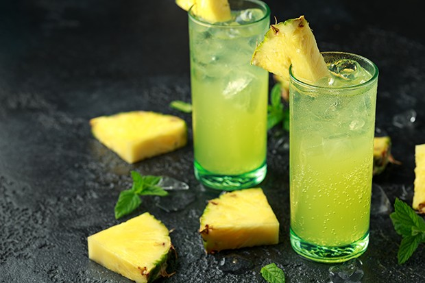 Ananas-Mojito