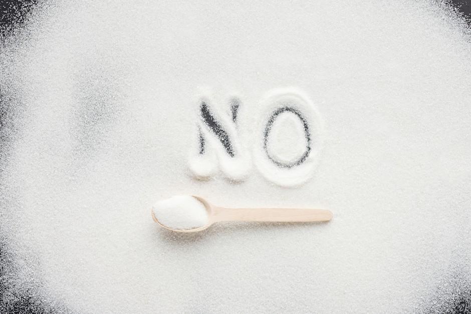 Kein Zucker!
