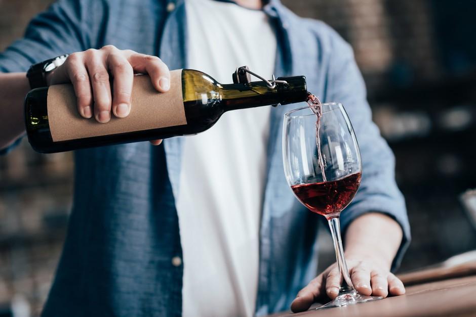Weniger Alkohol im Wein