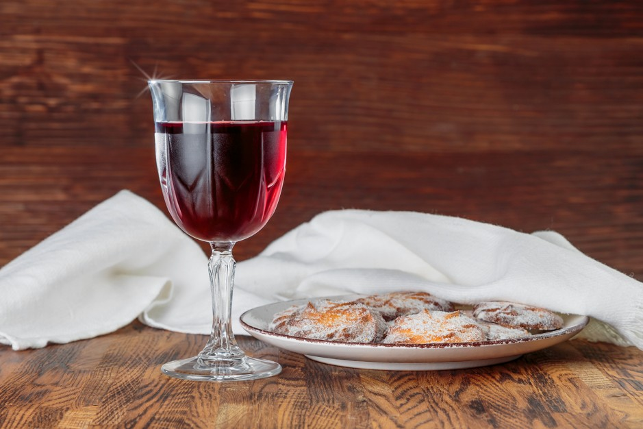 Welcher Wein passt zu Kekse?