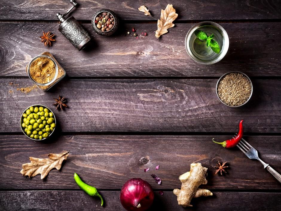 Ayurvedische Nahrungsmittel