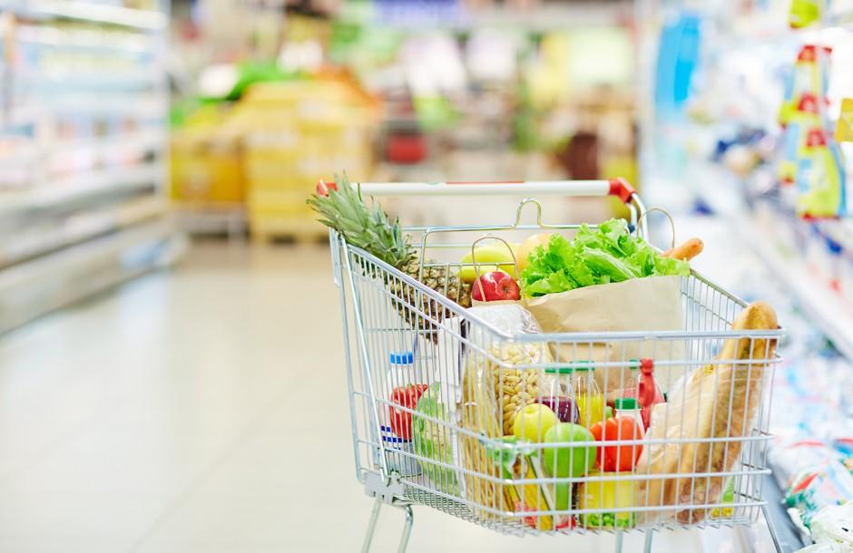richtiger Einkauf von Lebensmittel