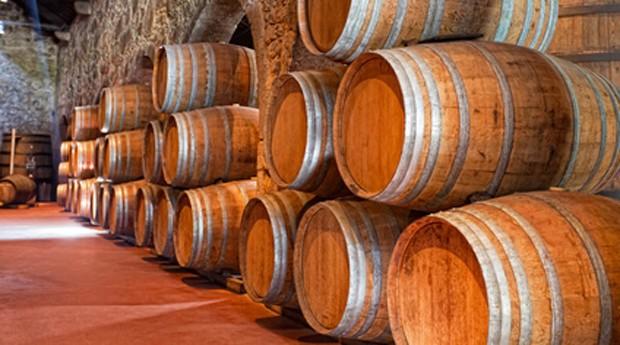 Whiskey Lagerung