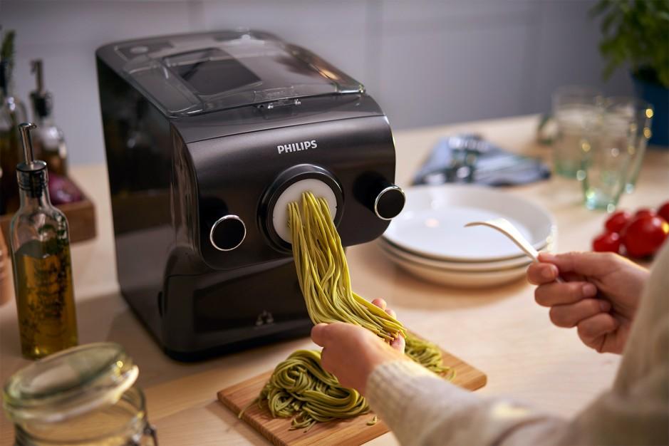 Mit dem Philips Pastamaker frische & köstliche Pasta einfach selbst machen.