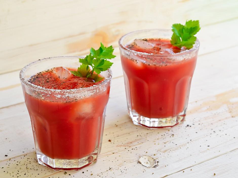 Bloody Mary mit Pfeffer