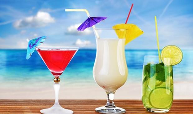 Cocktail Dekoration