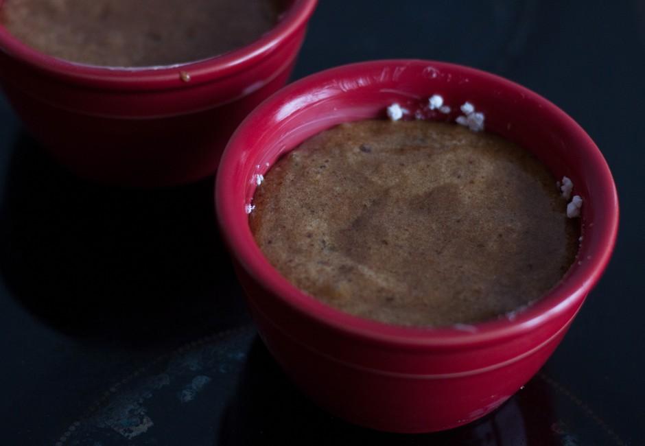 Lebkuchen-Souffle
