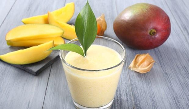 Joghurt mit Mango