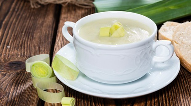 Lauch Suppe