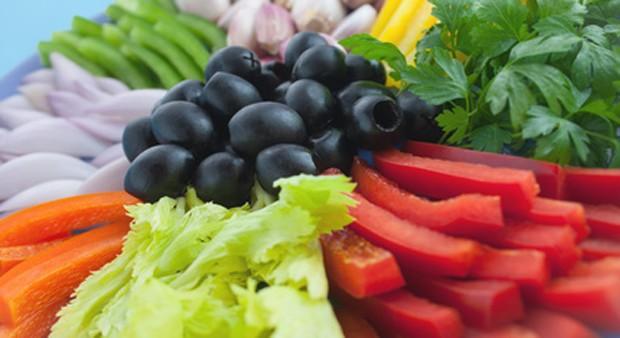 Trennkost Gemüse