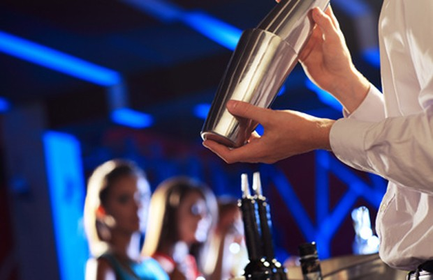 Cocktails Shaken