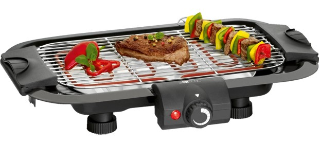 Barbecue-Tischgrill - Clatronic