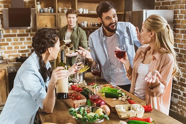 Zu vielen Gemüsesorten passt oft ein Sauvignon Blanc.