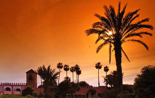 Weinland Marokko