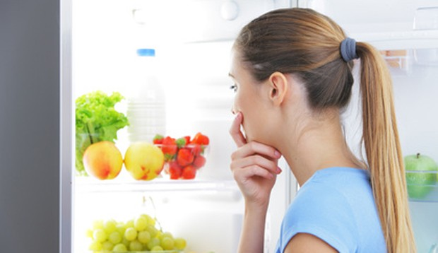 Kühlschrank richtig auffüllen