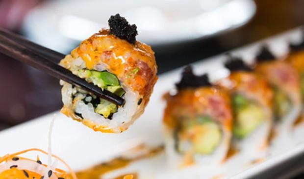 Sushi essen