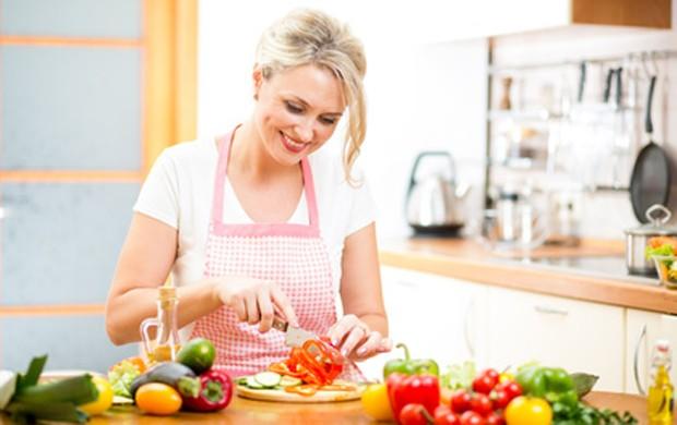 Wohlbefinden durch eine fettarme Ernährung