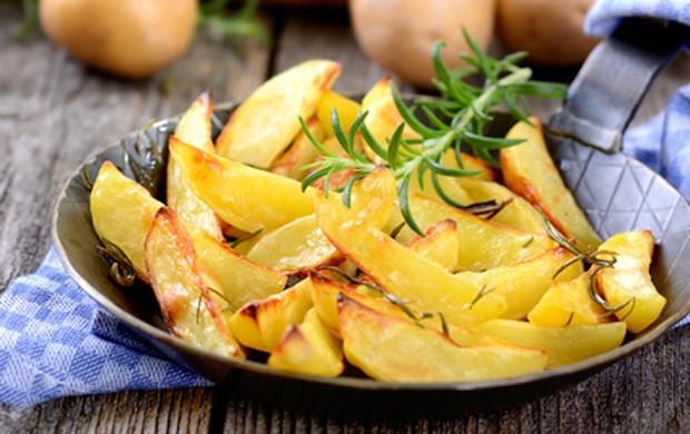 vielfältige Kartoffelgerichte