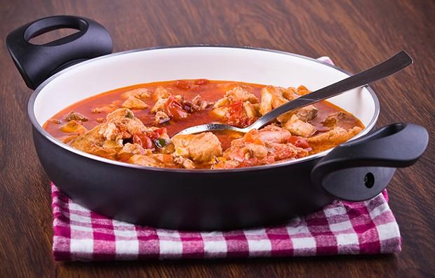 Durch das feste Fleisch eignet sich der Fisch auch für eine Fischsuppe.