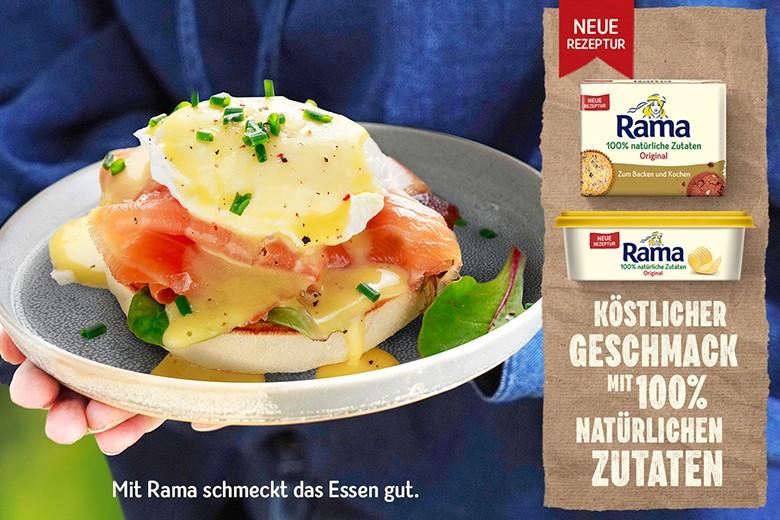 Köstlicher Osterbrunch mit Rama