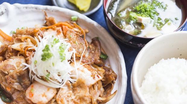 Koreanisches Gericht