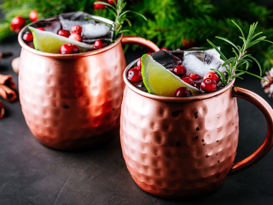 Top Moscow Mule