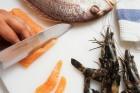 Sushi Füllung - Fisch