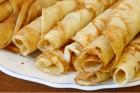 Palatschinken, Pfannkuchen oder Crepe