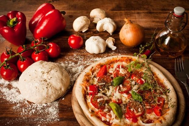 Pizza Grundrezept