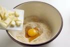 Topfenkuchen mit Mürbeteig