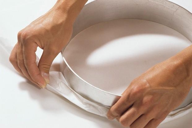 Biskuittorte Zutaten für eine Torte mit 24 cm Durchmesser