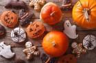 Halloween Lebkuchenkekse