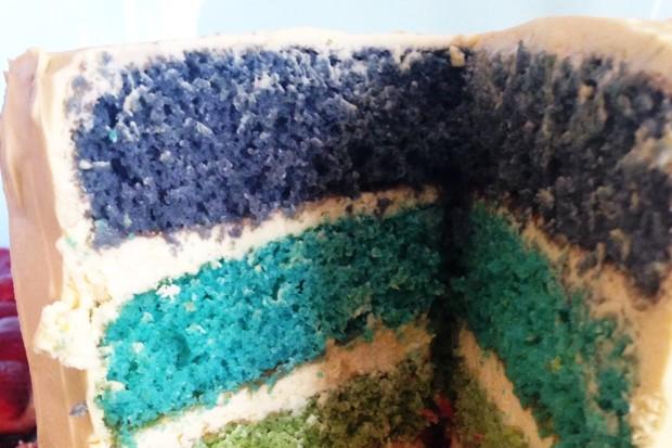 Torte aufschneiden
