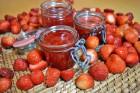 Erdbeer Marmelade