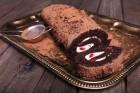 Schokoladenroulade